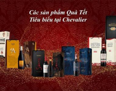 Rượu Vang - Xu Hướng Giỏ Quà Tết Cho Năm 2022