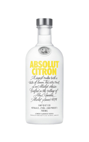 Absolut Citron (Chanh)