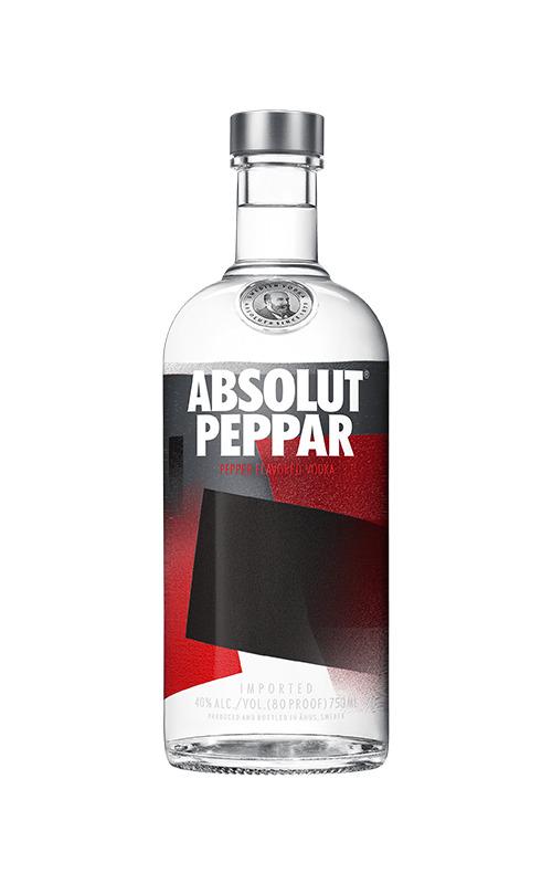 Absolut Vodka Peppar (Ớt)