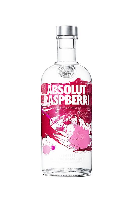 Absolut Vodka Raspberri (Dâu)
