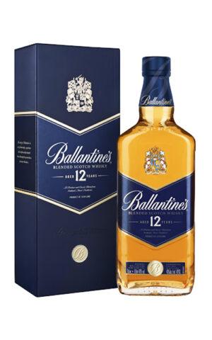 Ballantines 12 Years Old