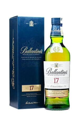 Ballantines 17 Years Old