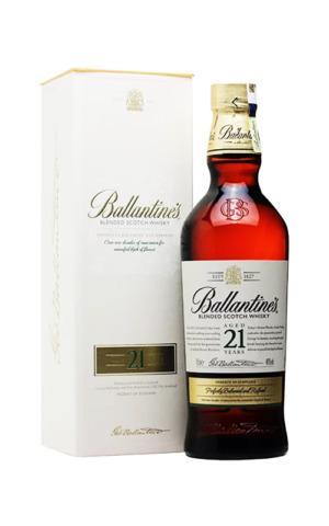 Ballantines 21 Years Old
