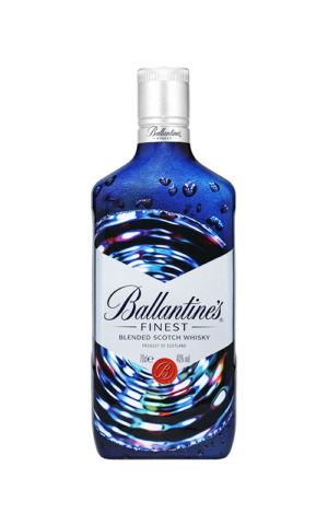 Rượu Ballantines Finest True Music