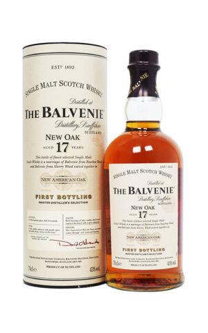 Balvenie New Oak 17 Years Old
