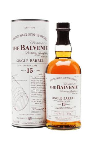 Balvenie Single Barrel 15 Years Old
