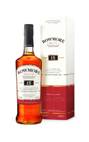 Bowmore 15 Years Old
