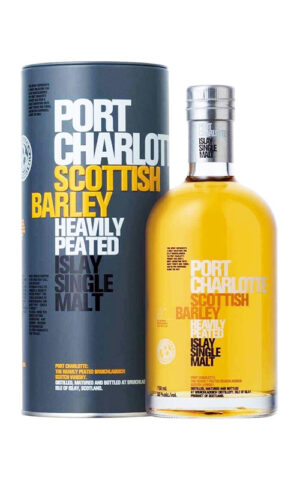 Bruichladdich Port Charlotte Scottish Barley