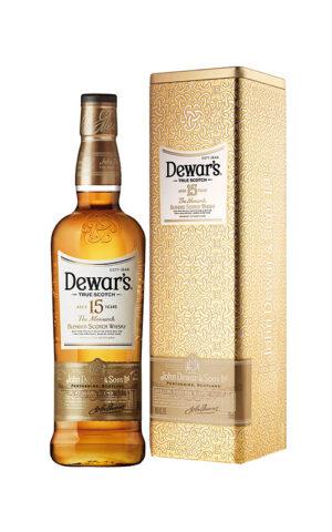 Dewars 15 Years Old 750ml