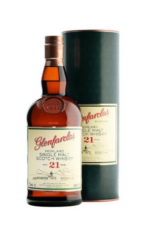 Glenfarclas 21 Years Old