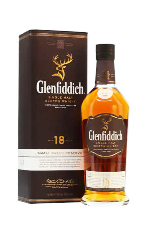 Glenfiddich 18 Years Old
