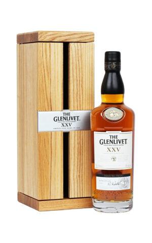 Glenlivet 25 Years Old