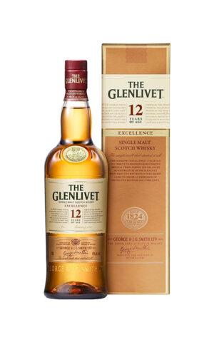 Glenlivet Excellence 12 Years Old