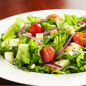 Green Salad With Balsamic
