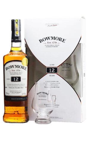 Hộp Quà Bowmore 12