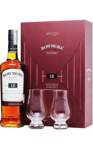Hộp Quà Bowmore 18