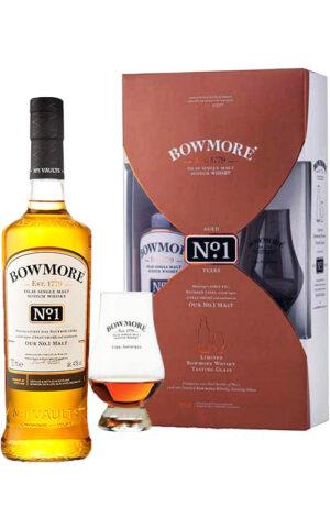 Hộp Quà Bowmore No.1