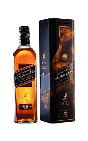 Hộp Quà Johnnie Walker Black Label
