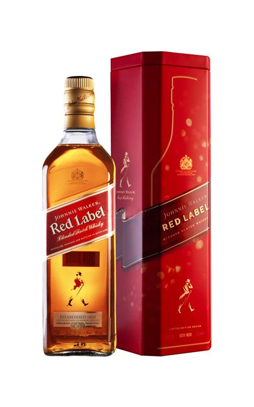 Hộp Quà Johnnie Walker Red Label