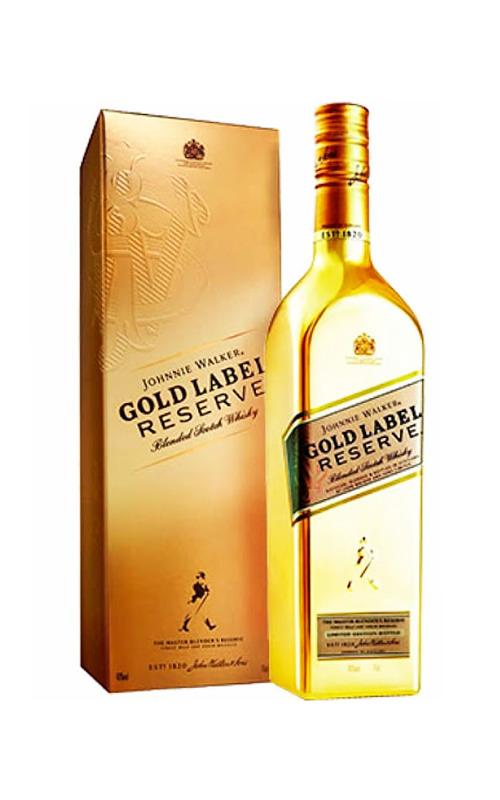 Johnnie Walker Gold Reserve Mạ Vàng