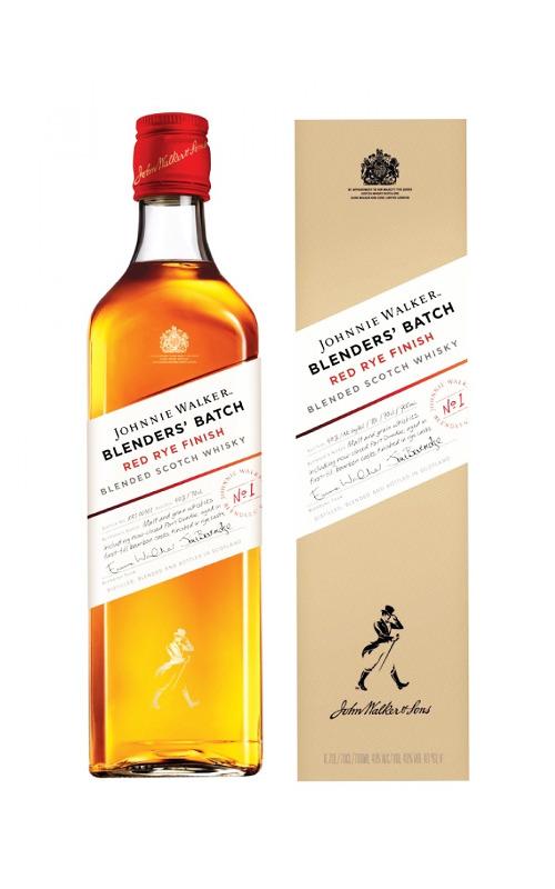 Johnnie Walker Red Label Rye Finish