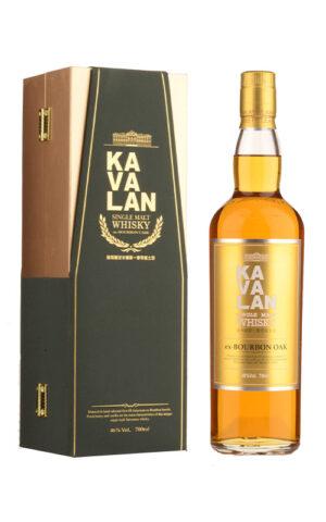 Kavalan Ex – Bourbon Oak