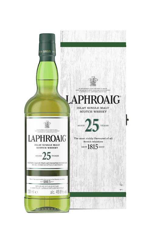 Laphroaig 25 Years Old