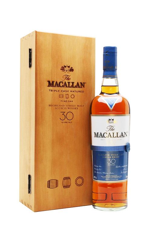 Macallan 30 Fine Oak