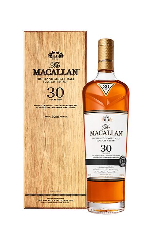 Macallan 30 Sherry Oak