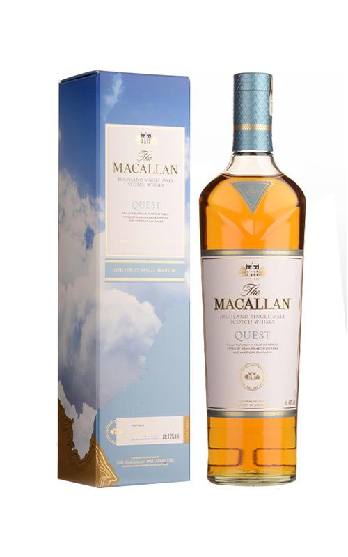 Macallan Quest 1000ml - 2021