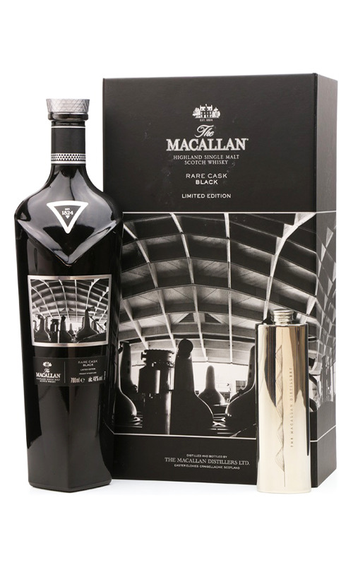 Macallan Rare Cask Black Limited