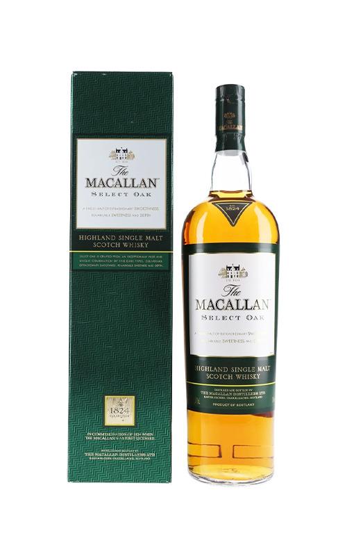 Macallan Select Oak 1000ml