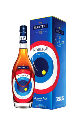 Martell Noblige Xanh La French Touch