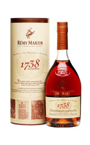 Remy Martin 1738 Accord Royal 750ml