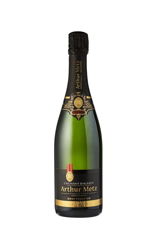 Rượu Champagne Arthur Metz Cremant D'alsace Limited Edition Cuvee Prestige Brut