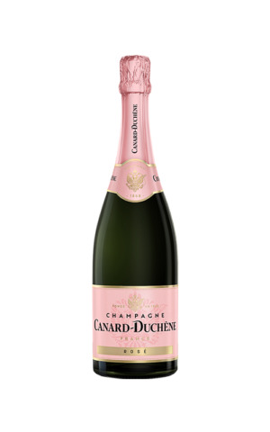 Rượu Champagne Canard-Duchene Brut Rose