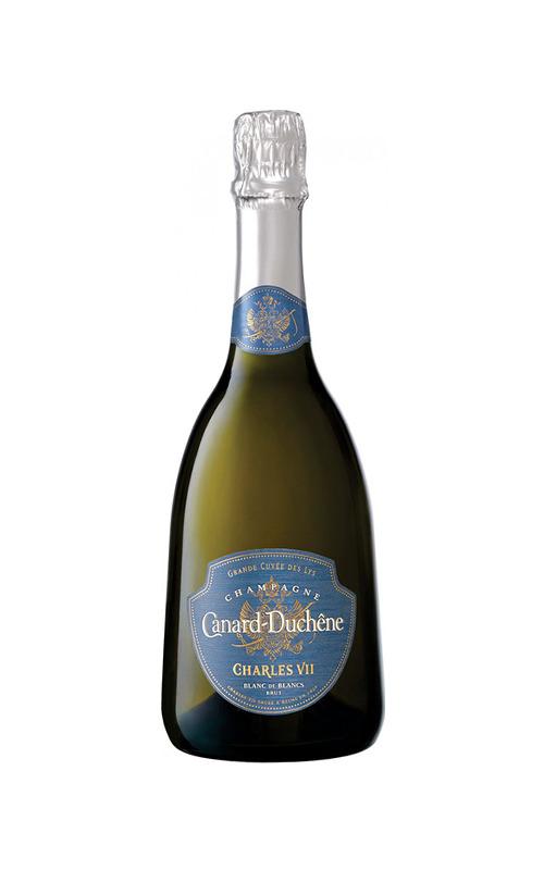 Rượu Champagne Canard-Duchene Charles VII Grande Cuvee Blanc de Blancs Brut