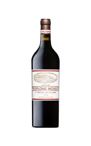 Rượu Chát Chateau Troplong Mondot 2012
