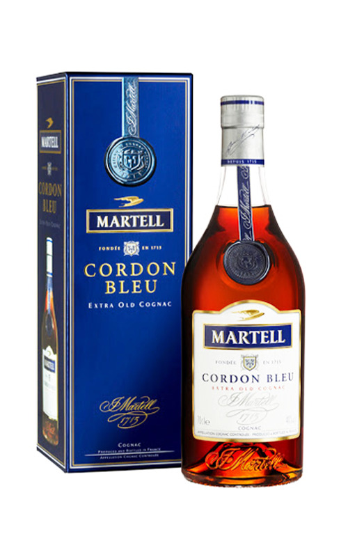 Rượu Cognac Martell Cordon Bleu 1000ml