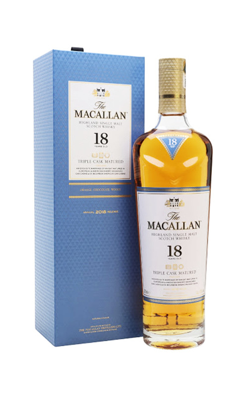Rượu Macallan Triple Cask Matured 18 Years Old