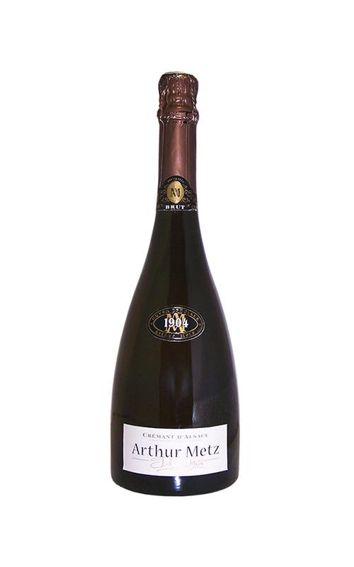 Rượu Sâm Banh Arthur Metz Cremant D'Alsace Brut Depuis 1904