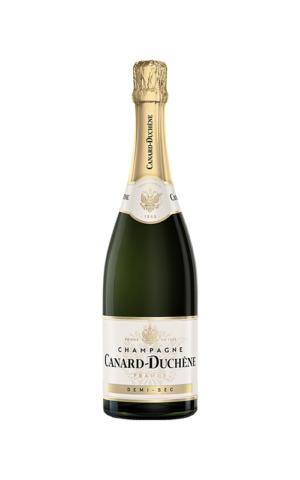 Rượu Sâm Banh Canard-Duchene Demi-Sec