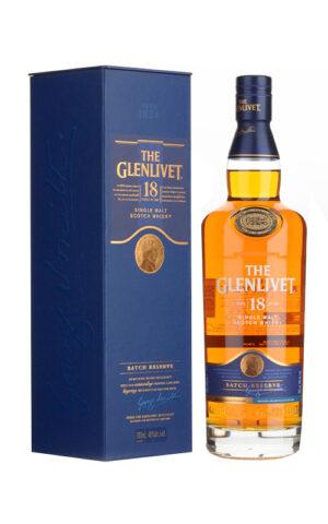 Rượu Scotch Glenlivet 18 Years Old 1000ml