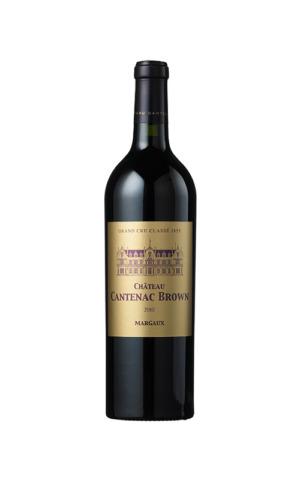 Rượu Vang Cao Cấp Chateau Cantenac Brown 2010