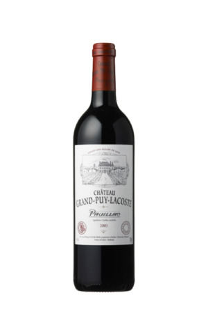 Rượu Vang Cao Cấp Chateau Gran Puy Lacoste 2003