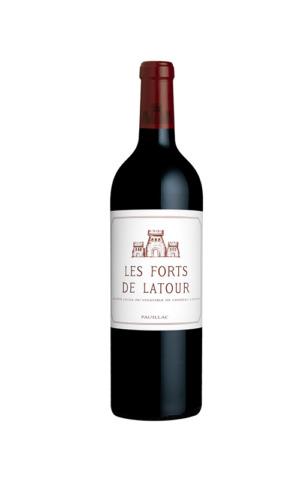 Rượu Vang Cao Cấp Chateau Latour 'Les Forts de Latour' 2000