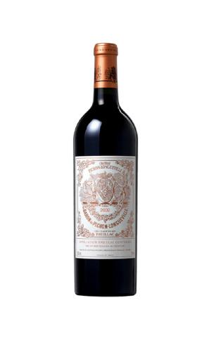 Rượu Vang Cao Cấp Chateau Pichon Longueville Baron 2002