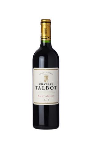 Rượu Vang Cao Cấp Chateau Talbot 2012
