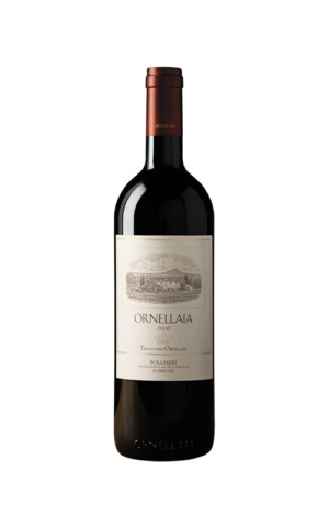 Rượu Vang Cao Cấp Ornellaia Bolgheri Superiore 2008
