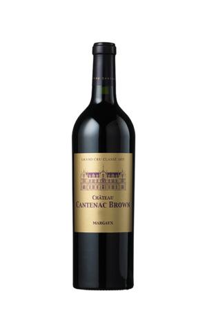Rượu Vang Chateau Cantenac Brown 2005